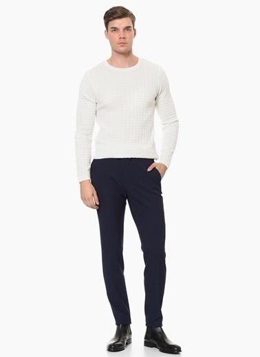 Que Pantolon Lacivert